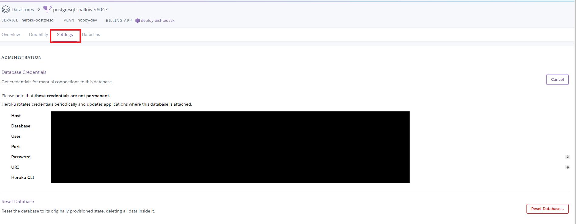 LaravelをHerokuにデプロイする方法(GUI操作メイン)